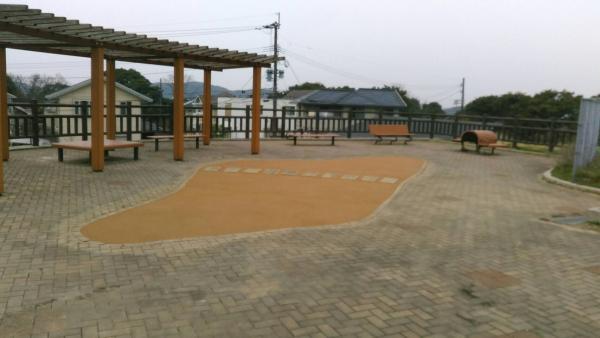 3/5施工 山路松尾町公園整備工事
