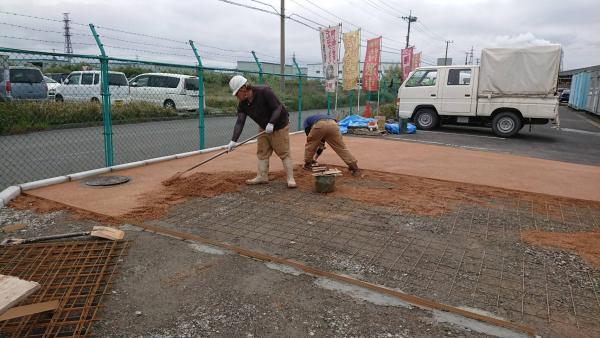 4/26施工 若松区西日本オートリサイクル