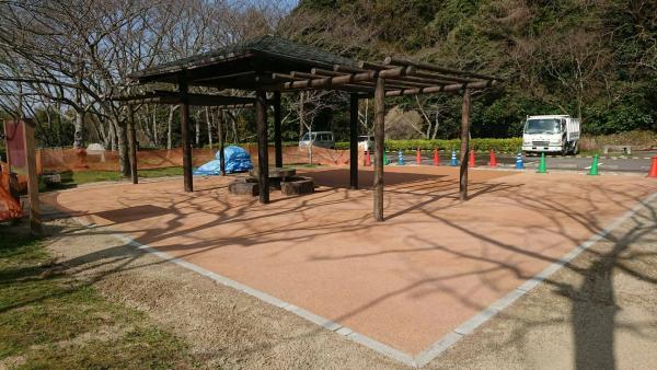 昭和池公園整備工事