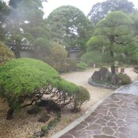 2017/1/10 田川市 K邸 ガチン固 防草施工