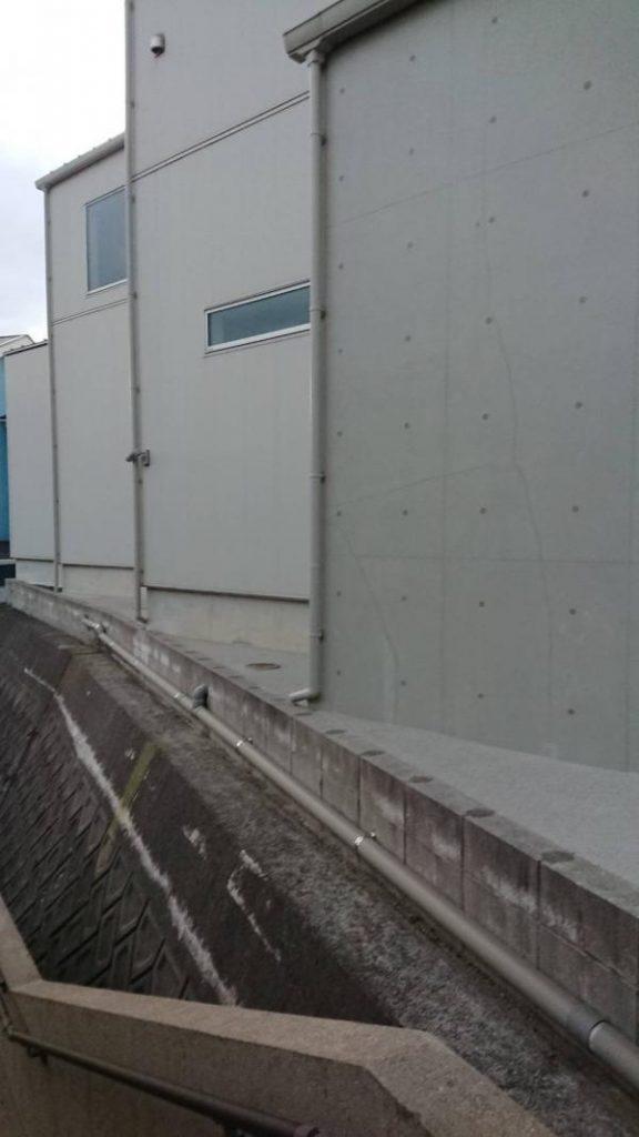 八幡西区、T邸12月7日施工