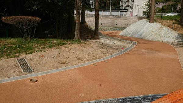 福祉公園整備工事