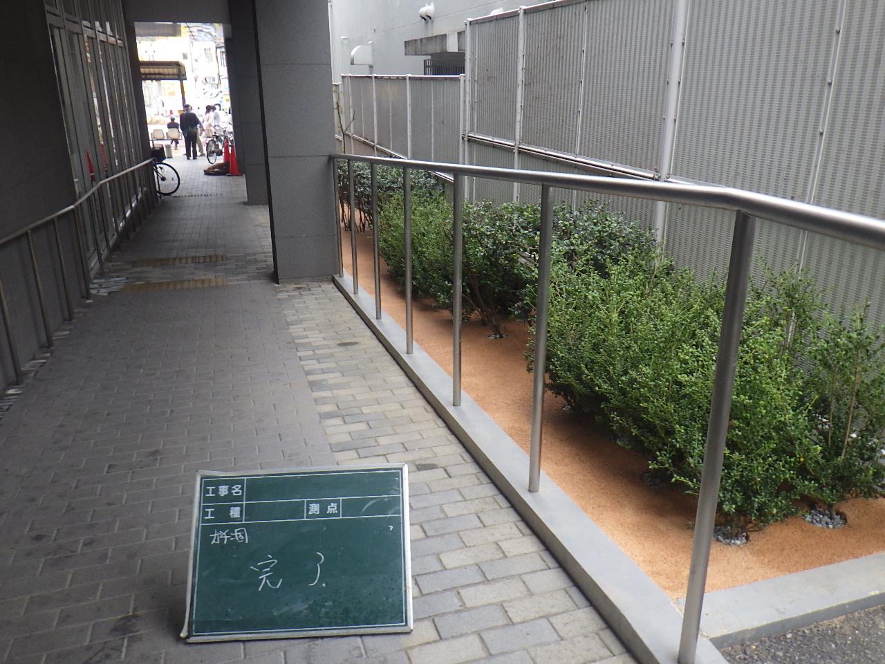 福岡銀行中央町支店整備工事