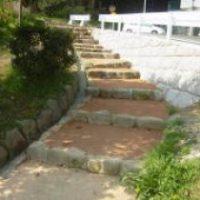 H24年度公共工事実績 北九州市 山手町藤木1号線道路改良工事