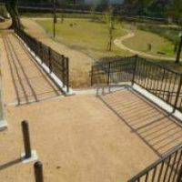 H24年度 公共工事実績 北九州市 夜宮公園(巡り池周辺)整備工事