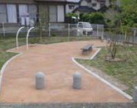 H25年度公共工事実績 苅田町役場 塚原公園整備工事 園路