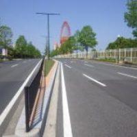 H25年度公共工事実績 北九州市 枝光本町前田1号線道路植栽工事