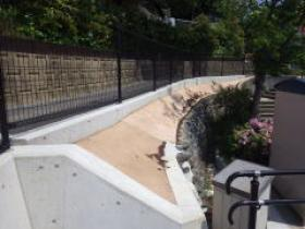 H25年度公共工事実績 北九州市 宮丸公園整備工事