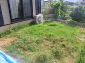 H23年民間工事実績 一般住宅のお庭