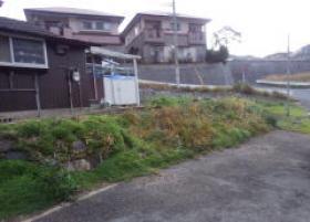 H25年民間工事実績 畑の横の斜面
