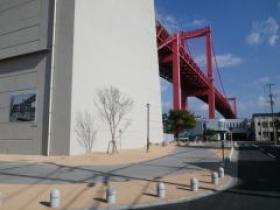 H24年度公共工事実績 北九州市 若戸大橋高架下(若松側)