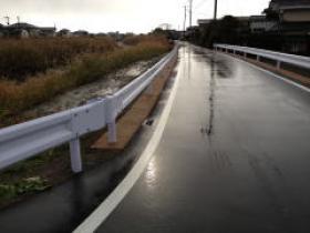 H24年度 公共工事実績 佐賀市 高橋有重線道路改良工事