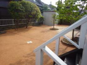 H26年民間工事実績 洋風ガーデン
