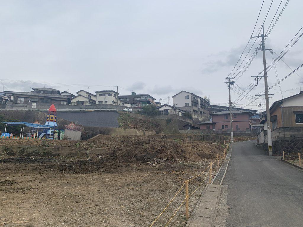 岡垣樹木伐採工事